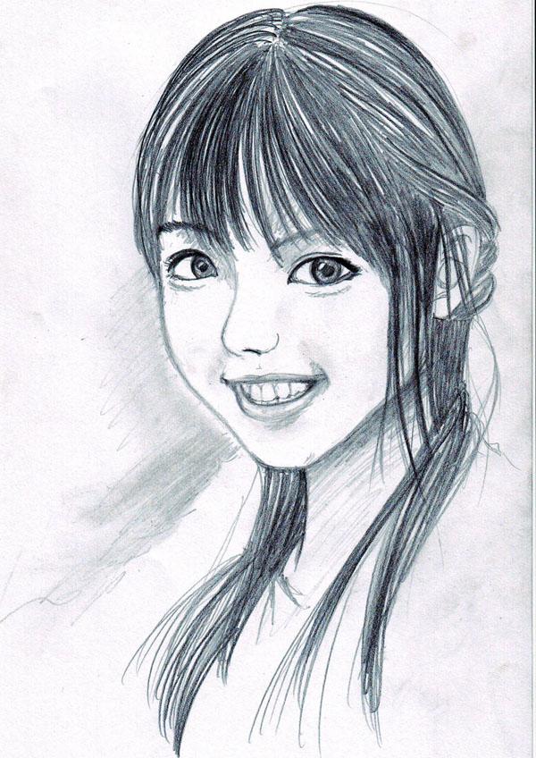 Mano Erina Sketch