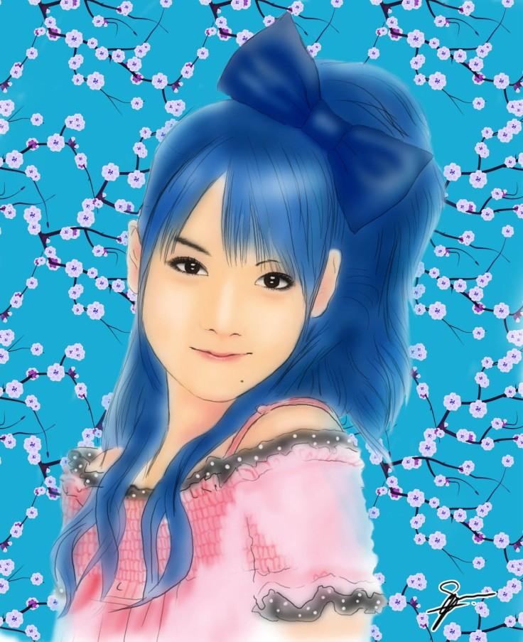 sayumi blue